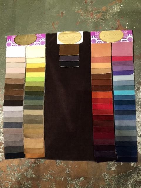 Microfiber Velvet fabric