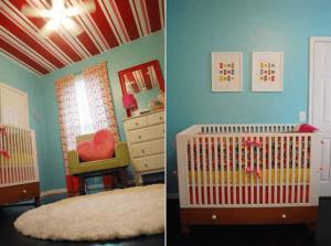 boys nursery room design