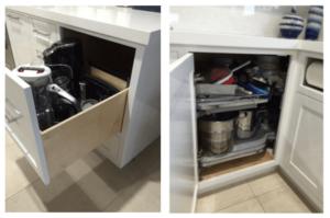 kitchen storage solutions Malibu