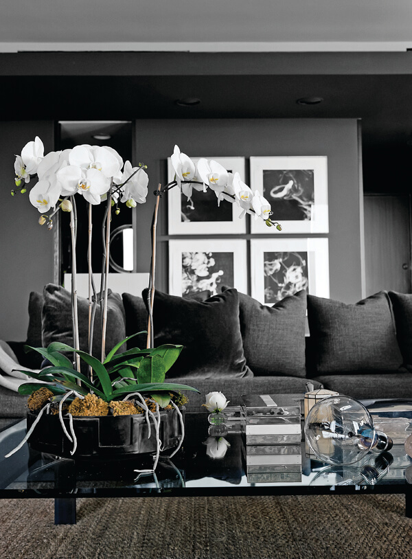 Black and white interior design top choice decor for a for Black in interior design