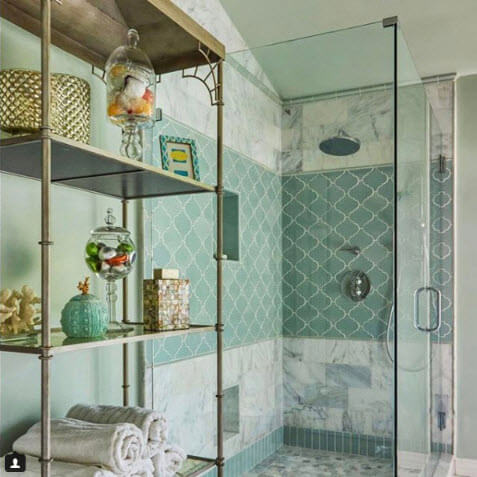 residential interior design services bathroom